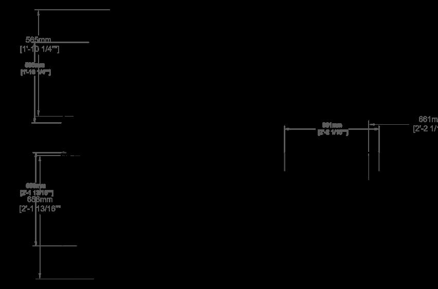 Funktion One EVO6EH Techdraw
